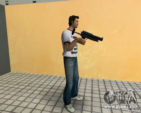 Pak from GTA 4 the Lost and Damned for GTA Vice City forth screenshot