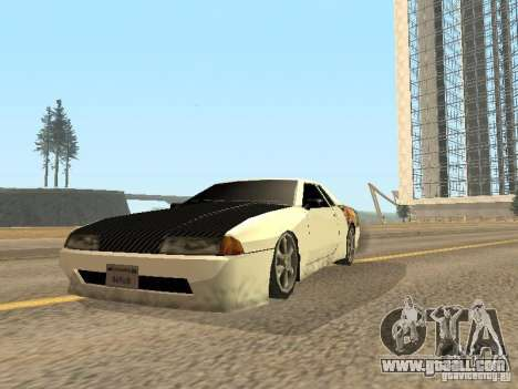 Elegy by Foresto_O for GTA San Andreas
