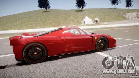 Ferrari FXX for GTA 4 left view