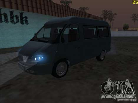 22172 Sable GAS for GTA San Andreas