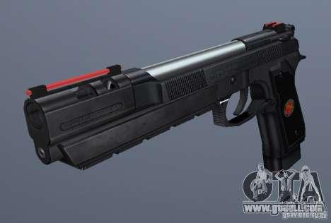 Desert Eagle for GTA San Andreas seventh screenshot