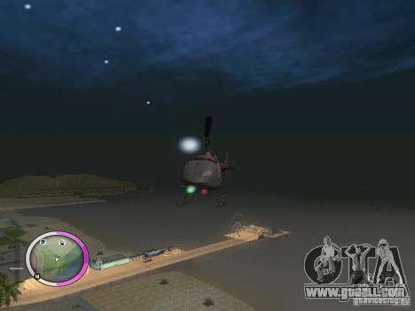 NEW GTA IV HUD 2 for GTA San Andreas third screenshot