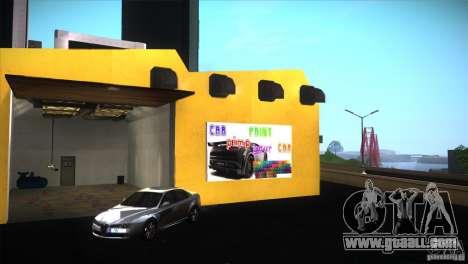 San Fierro Upgrade for GTA San Andreas eighth screenshot