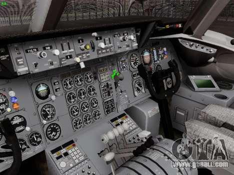 McDonell Douglas DC-10-30 Alitalia for GTA San Andreas upper view