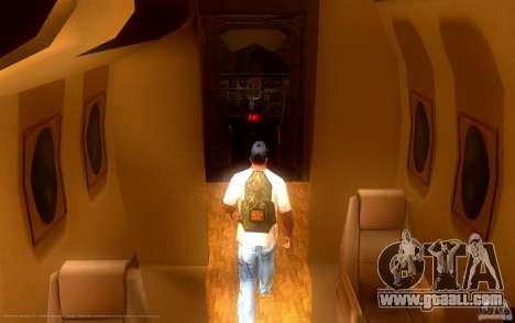 Zatyazhnoj pryzhok 2.0 + Long dive for GTA San Andreas second screenshot