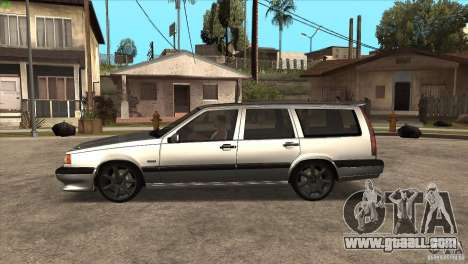 Volvo 850 R for GTA San Andreas left view