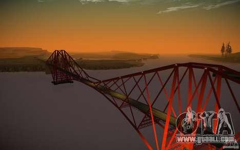 HD Water v4 Final for GTA San Andreas second screenshot