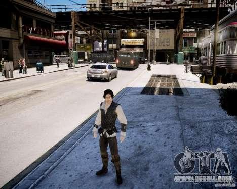 Assasins Creed 2 Young Ezio for GTA 4 fifth screenshot