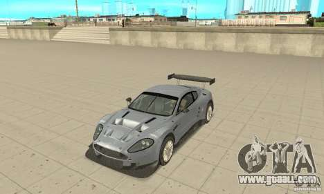 Aston Martin DBR9 (v1.0.0) for GTA San Andreas