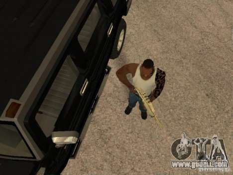 Alarm system for cars for GTA San Andreas second screenshot
