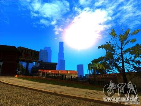 ENBSeries by Fallen for GTA San Andreas third screenshot
