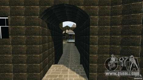 Grand Mosque of Diyarbakir for GTA 4 third screenshot