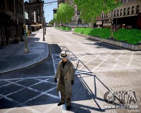 Vito Scaletta for GTA 4 second screenshot