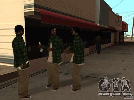 Pak domestic weapons version 3 for GTA San Andreas eighth screenshot