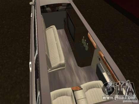 Rolls-Royce Phantom Limousine 2003 for GTA San Andreas back left view