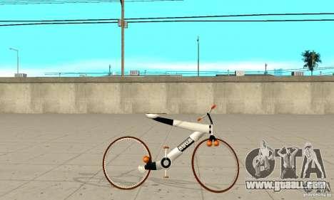 Nulla 2009 Mt Bike for GTA San Andreas
