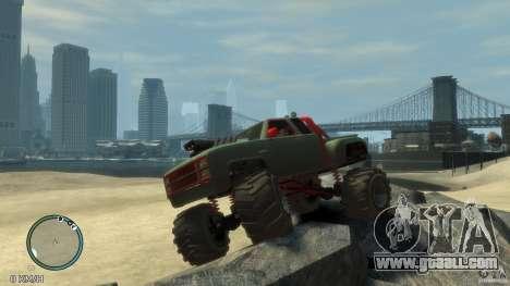 Bobcat megatruck 1.0 for GTA 4