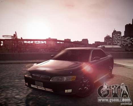 Toyota Mark II Tourer V for GTA 4