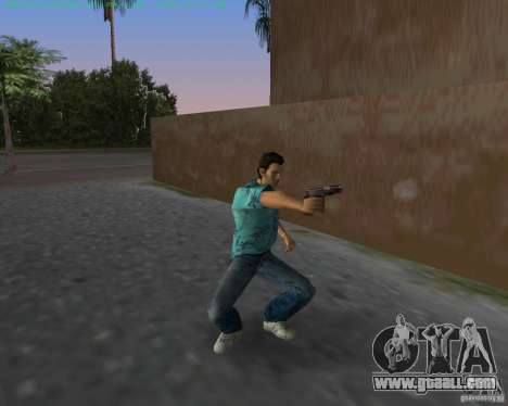 New Colt 45 for GTA Vice City third screenshot