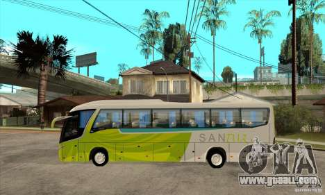 Marcopolo Viaggio G7 1050 Santur for GTA San Andreas left view
