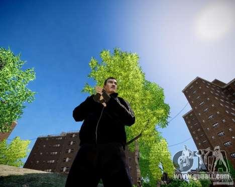 Old Niko for GTA 4 third screenshot