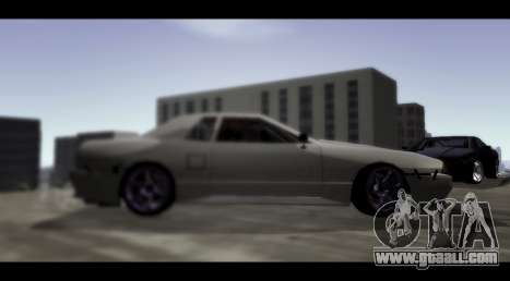 Pak JDM wheels for GTA San Andreas second screenshot