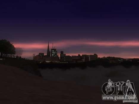 ENBSeries for weak PC for GTA San Andreas sixth screenshot
