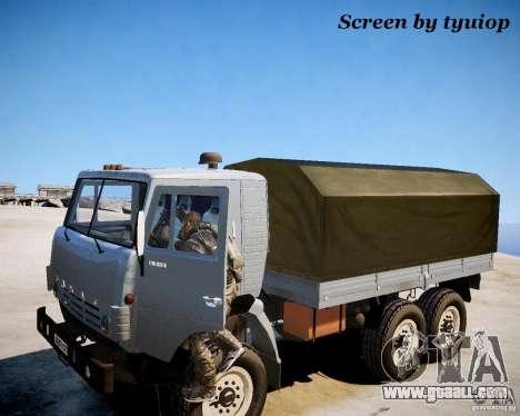 Modern Warfare 2 Soap for GTA 4 forth screenshot