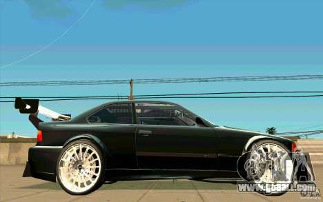 NFS:MW Wheel Pack for GTA San Andreas forth screenshot