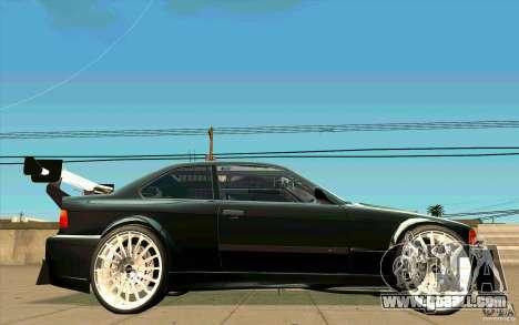 NFS:MW Wheel Pack for GTA San Andreas forth screenshot