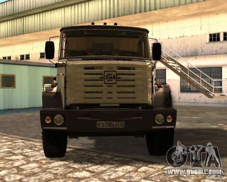 ZIL 5417 for GTA San Andreas right view