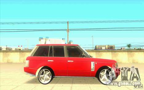 Arfy Wheel Pack 2 for GTA San Andreas eighth screenshot