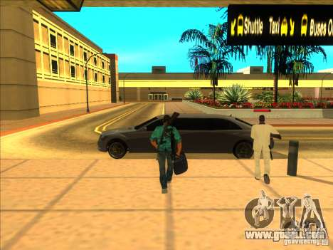 Tommy Vercetti for GTA San Andreas second screenshot