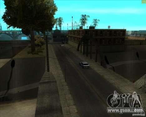 Good Old ENBSeries for GTA San Andreas third screenshot