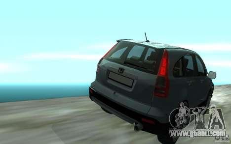 Honda CR-V for GTA San Andreas right view