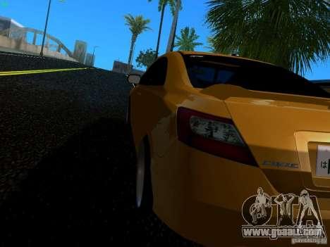 Honda Civic Si JDM for GTA San Andreas left view
