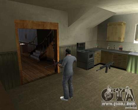 Rifle AS 50 for GTA San Andreas second screenshot