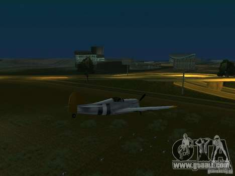 Bombs for airplanes for GTA San Andreas third screenshot
