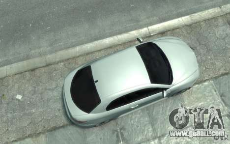 Alfa Romeo GT for GTA 4 right view