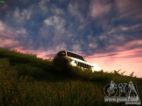 Jeep Grand Cherokee 2012 v2.0 for GTA San Andreas inner view