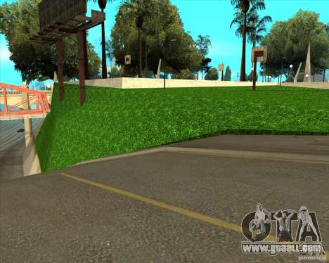 HQ basketball for GTA San Andreas forth screenshot