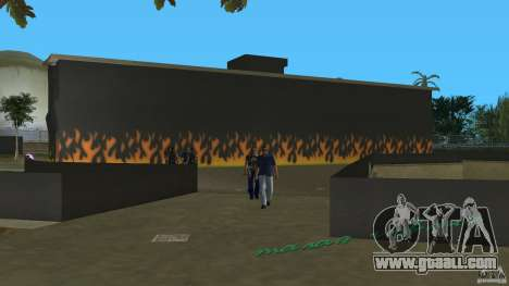 Sunshine Stunt Set for GTA Vice City third screenshot