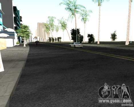 New VC textures for GTA UNITED for GTA San Andreas ninth screenshot