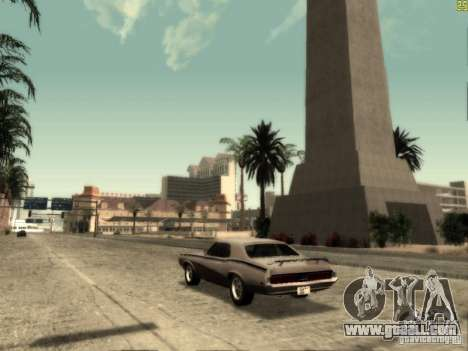 ENBSeries v 2.0 for GTA San Andreas forth screenshot