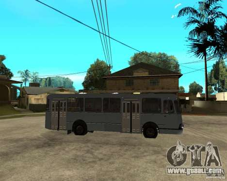 LIAZ 677 for GTA San Andreas right view
