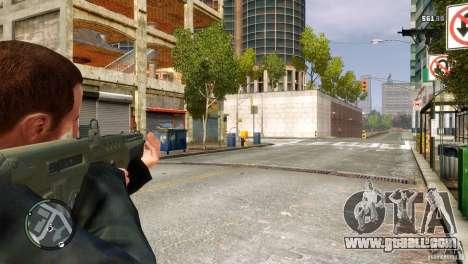 Tavor TAR-21 for GTA 4 second screenshot