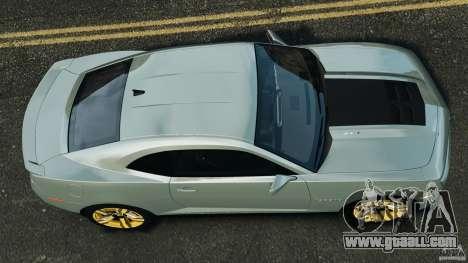 Chevrolet Camaro ZL1 2012 v1.2 for GTA 4 right view