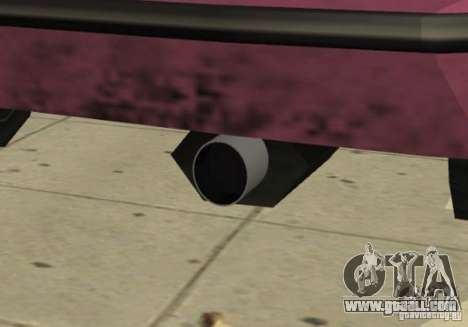 Car Tuning Parts for GTA San Andreas tenth screenshot