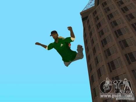 New Sweet for GTA San Andreas forth screenshot