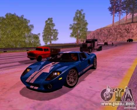ENBSeries by DeEn WiN v2.1 SA-MP for GTA San Andreas forth screenshot